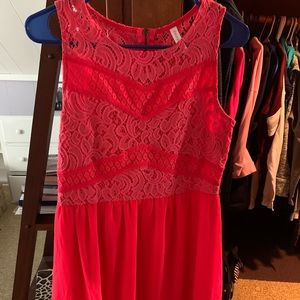 Xhilaration Neon Dress